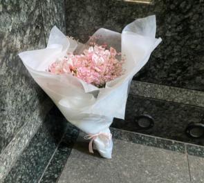 マニマニ 日向まお様の生誕祭祝い花束 @恵比寿CreAto