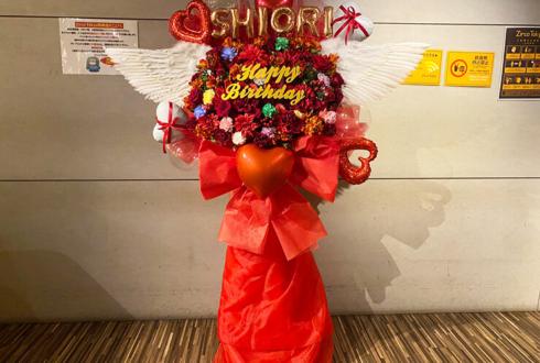 アルテミスの翼 アテナ・シオリ様の生誕祭祝いフラスタ @Zirco Tokyo