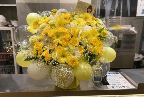のんふぃく【Non¬Fiction】 永月十華様の生誕祭祝い花 @SHIBUYA DIVE