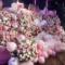 セカモノ 桃乃あや様の生誕祭祝い5基連結フラスタ @渋谷Freedom