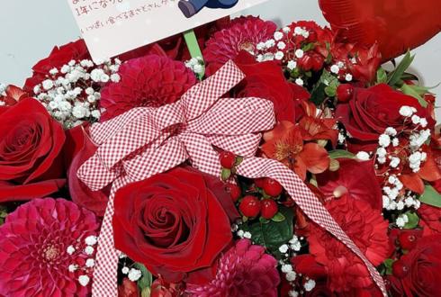 アナタシア まさと様の誕生祭祝い花 @秋葉原エンタス