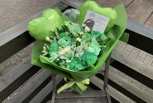 晴歩様の誕生日祝い&ライブ公演祝い花束 @大塚Deepa