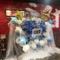 群青の世界 工藤みか様の生誕祭祝い連結フラスタ @下北沢シャングリラ